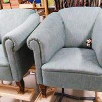 Pair of Madame chairs